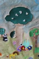 Olari 2. 11-12 B Viidakko-kollaasi ryhmätyönä (5)