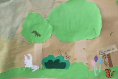 Olari 2. 11-12 B Viidakko-kollaasi ryhmätyönä (7)