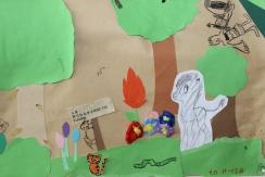 Olari 2. 11-12 B Viidakko-kollaasi ryhmätyönä (8)